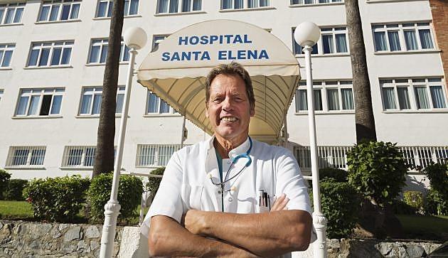 Samarbejde doktor rosenkilde for Clinica santa elena torremolinos